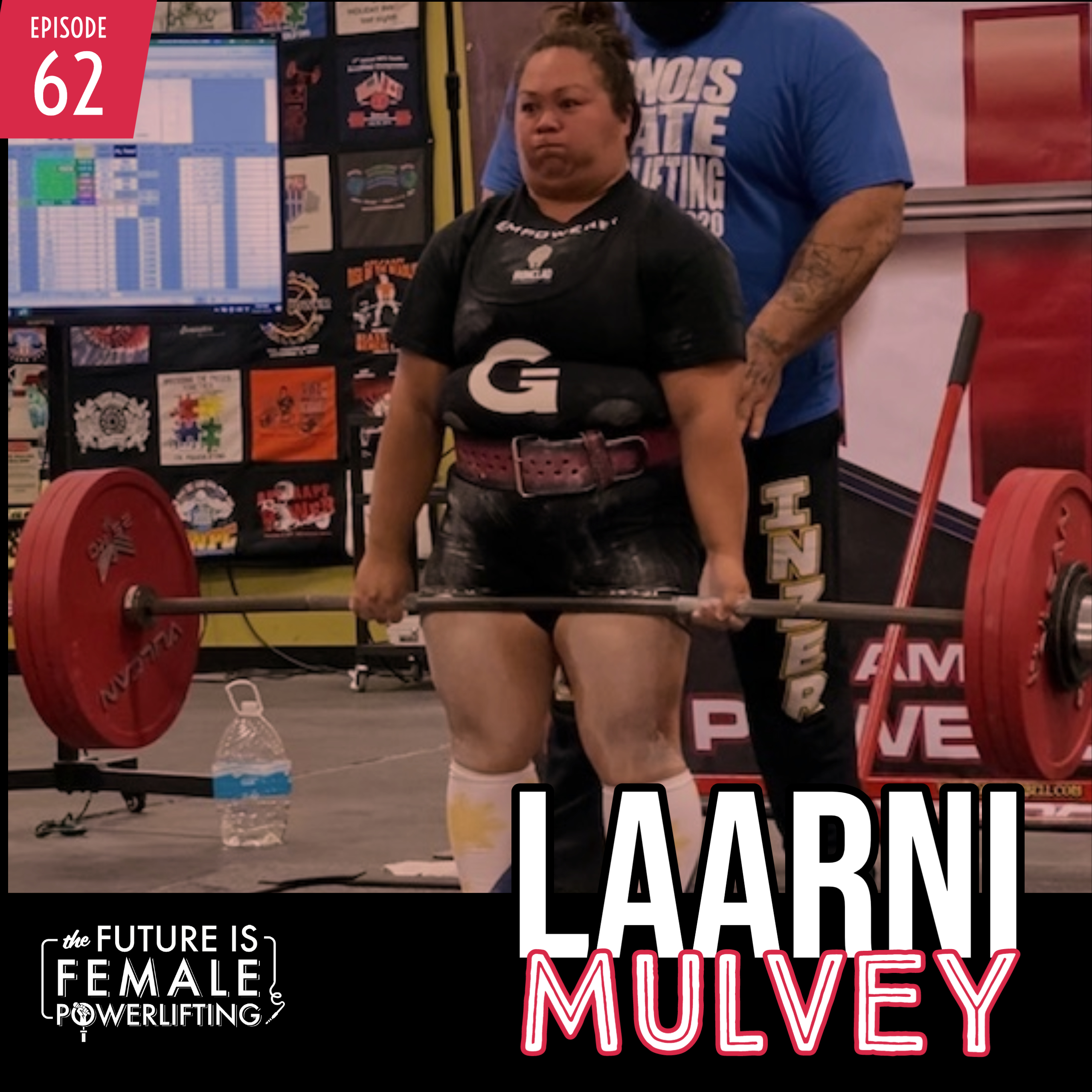 Standing In Strength with Laarni Mulvey